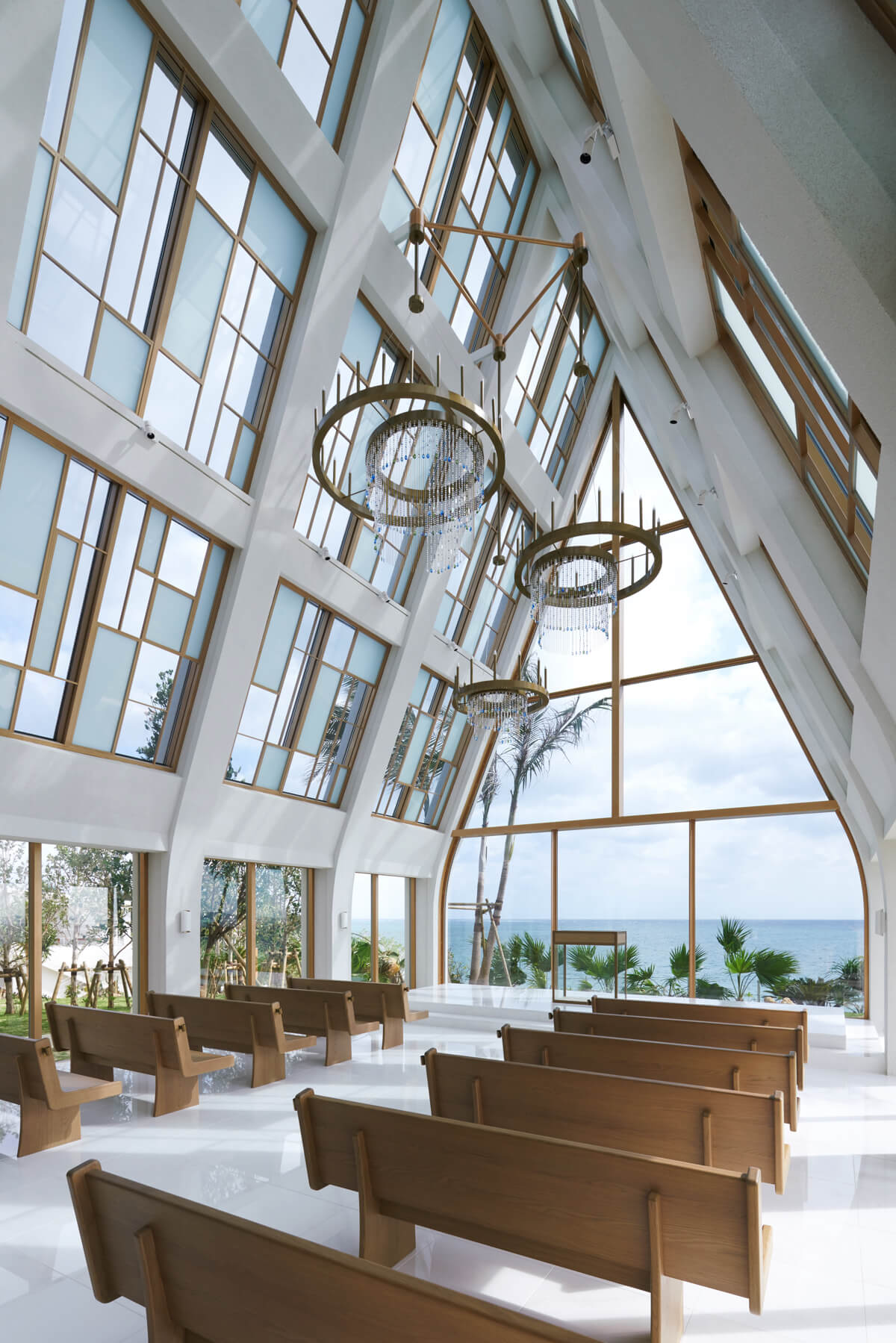 Chapel In Ginoza Resort|general Design Co Ltd