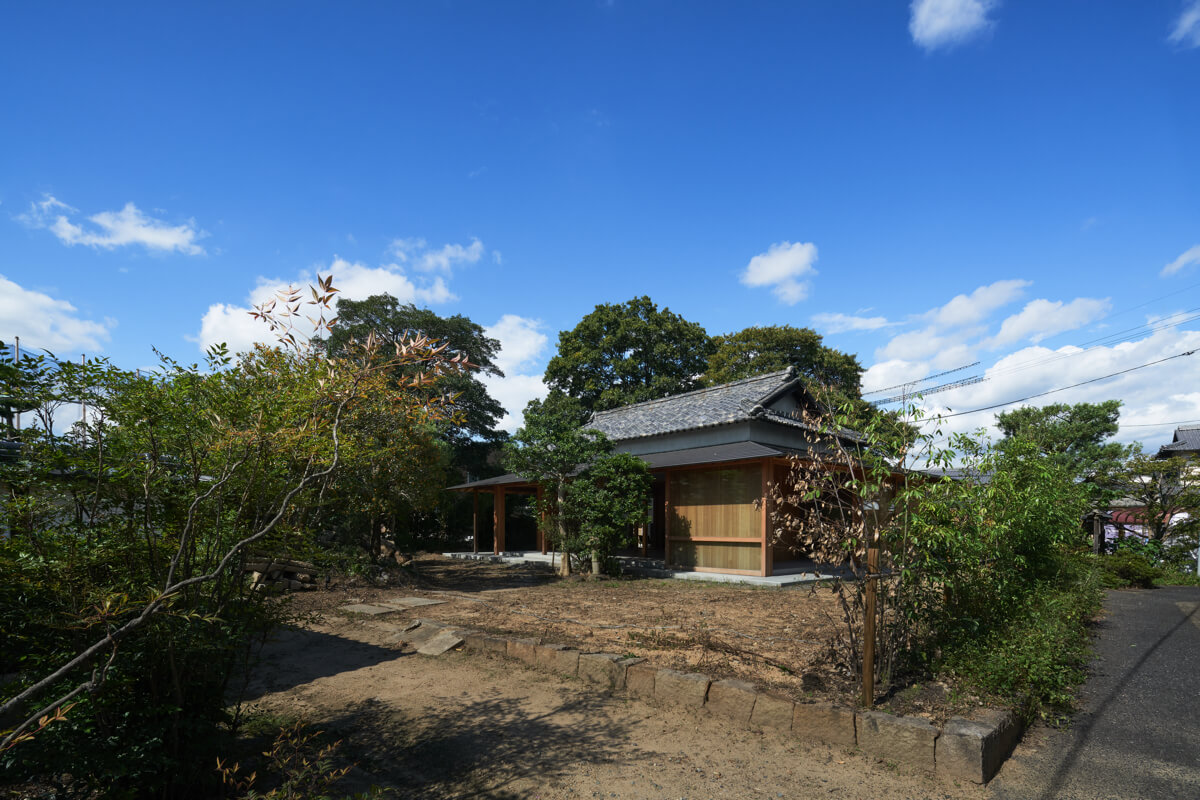 house in kamitomii
